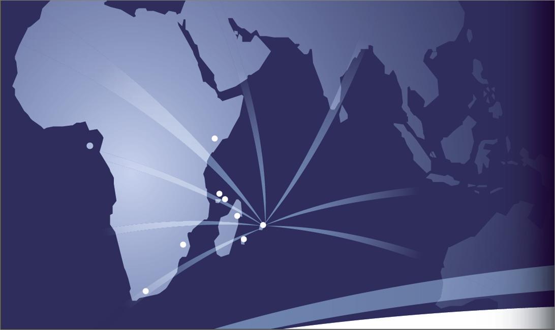 News des Compagnies Aériennes de l'Océan Indien