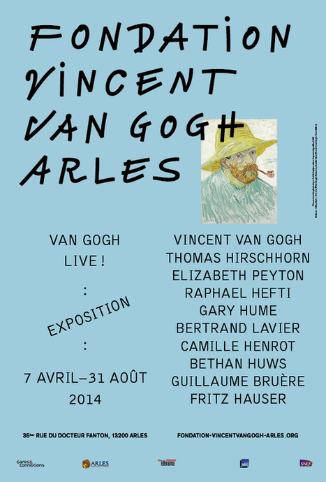 Fondation Vincent Van Gogh | Arles | ART, His Story are Culture for ALL | Scoop.it