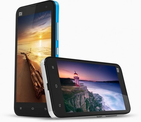 Xiaomi Phone 2S y Phone 2A, nuevo ataque androide desde China | Mobile Technology | Scoop.it
