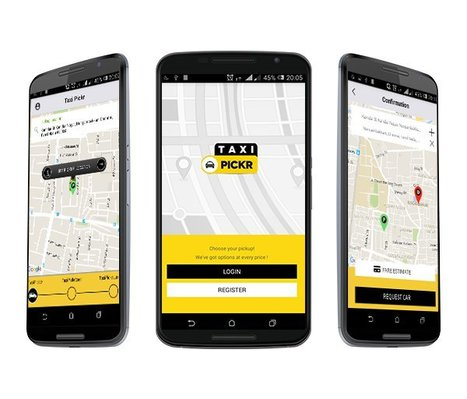 Uber Clone Script - Taxi booking software | Elance Clone Template, Freelancer Clone script - Agriya | Scoop.it
