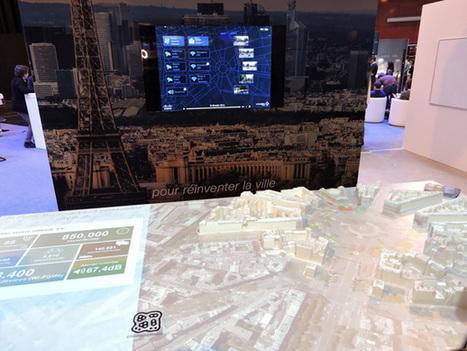 Place de la Nation (Paris) : l'IoT et le Big Data au service de l'urbanisme | Inès HAMMAMI | Scoop.it