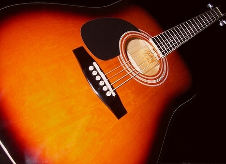 """""""Guitar: The Instrument That Rocked the World"""" traveling exhibit opens 