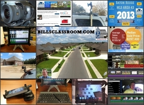 Bill's Classroom Offers Real Estate Tech Tips For Content Creation - Bill's Classroom   Bill's Classroom   Scoop.it