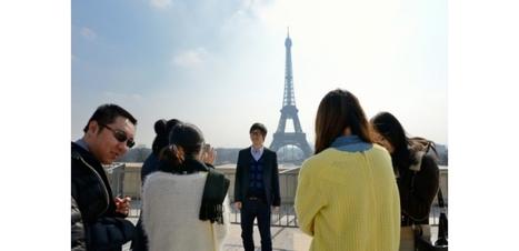Pour doper le tourisme chinois, la France va délivrer des visas en 24 heures | Marketing appliqué aux touristes étrangers | Scoop.it