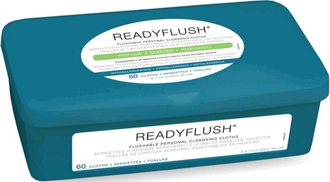 Shop ReadyFlush Flushable Wipes Online at Magic Medical | Adult Diapers | Magic Medical | Scoop.it