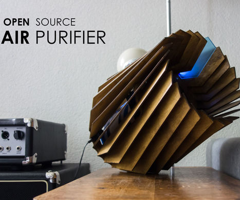 OPEN SOURCE AIR PURIFIER | Open Source Hardware News | Scoop.it