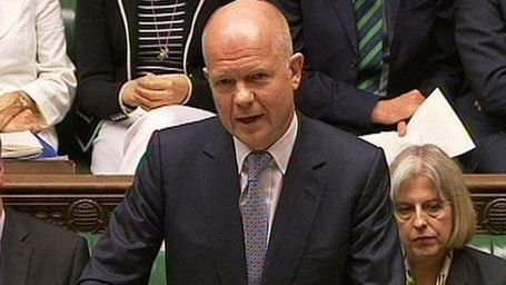 Britain conspiring to kill Syria talks :: @WilliamJHague or the Greed of Syrian Blood | Saif al Islam | Scoop.it