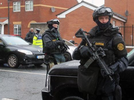The bloody drugs feud at the heart of Dublin's turf war | Policing news | Scoop.it