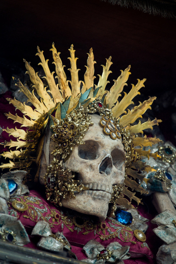 Meet the Fantastically Bejeweled Skeletons of Catholicism's Forgotten Martyrs   Politically Incorrect   Scoop.it