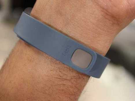 Wearable Tech Startup Fitbit Just Raised $43 Million | Real Estate Plus+ Daily News | Scoop.it