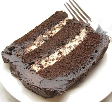 #Recipe / Chocolate Cannoli Cake | Hospitality | Scoop.it