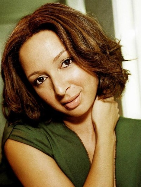 The Daily Multiracial - Maya Rudolph | Mixed American Life | Scoop.it
