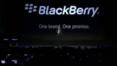 RIM No More: Changes Its Company Name to Blackberry - Mobile Magazine | MobileandSocial | Scoop.it