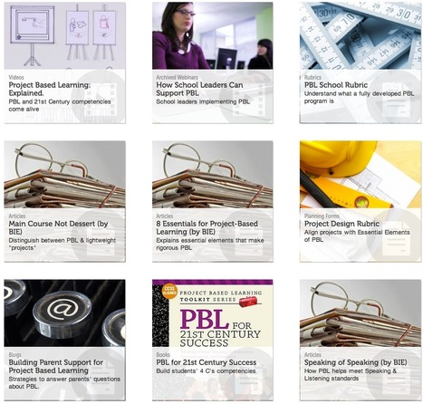 9 Awesome Resources for Integrating PBL in Your School ~ Educational Technology and Mobile Learning | PBL | Scoop.it