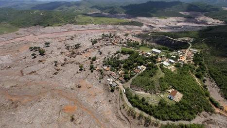 Coulée de boue toxique au Brésil, un fleuve contaminé sur 500 km - Amériques - RFI | Ca m'interpelle... | Scoop.it