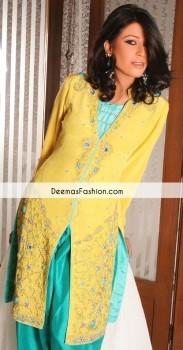 Latest Pakistani Casual Wear Dresses Boutique Clothes   Latest Pakistani Fashion Bridal Wear Formal Wear Casual Dresses Clothes 2011   one-piece dress   Scoop.it