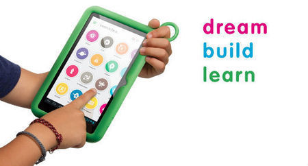 XO Tablet di OLPC, una tavoletta per l'apprendimento dei bambini | eBookReader Italia | The School on the Tablet | Scoop.it