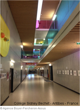 Archicl@sse: impact du numérique sur l'architecture des écoles et des établissements - Éduscol | Education et TICE | Scoop.it