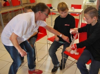 Initier les jeunes aux premiers secours - L'Avenir Mobile   Jeunesse et orientations politiques   Scoop.it