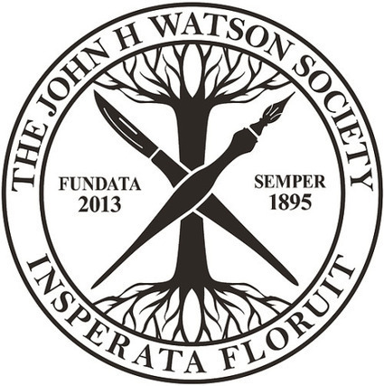 The John H Watson Society | Doyleockian | Scoop.it