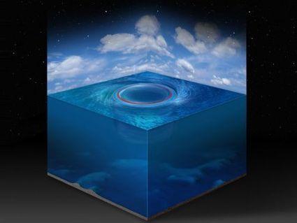 Les trous noirs aident à comprendre les tourbillons des océans - Futura Sciences   Underwater   Scoop.it
