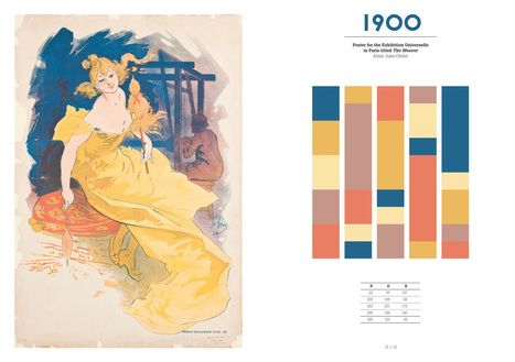 100 Years of Color: Beautiful Color Combinations of the 20th Century | Graphic design & Visual communication | Scoop.it