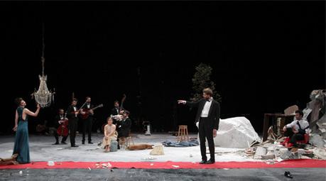 Le Crocodile Trompeur / Didon et Enée, jusqu'au 03 mars 2013 - www.bouffesdunord.com | Art et Leadership | Scoop.it