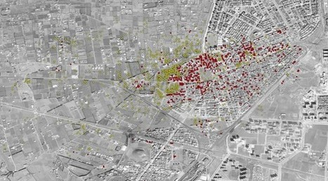 Syria: Satellite images appear to show shelling of Homs | Remote Sensing News | Scoop.it