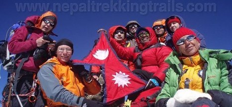 Island Peak Climbing, Island Peak Expedition in Nepal - Nepal Trekking | Nepal Trekking Trails | Scoop.it