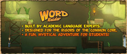 Word Raider: New Educational Game Designed with Game Based Learning Research | Game-based Learning: The Final Frontier? | Scoop.it