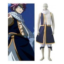Fairy Tail Natsu Dragneel Cosplay Costume -- CosplayDeal.com | Fairy Tail Cosplay | Scoop.it