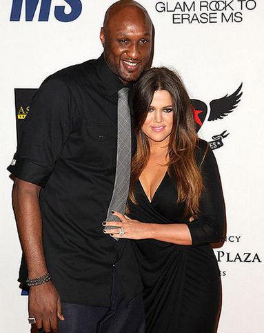 Lamar Odom Split From Kim Kardashian | Magazines Cover Girl | Scoop.it