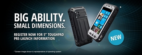 "5"" Toughpad pre-registration page - Computer Product Solutions 
