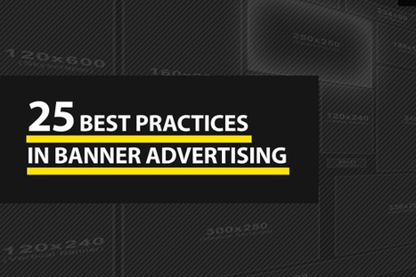 25 Keys to Banner Advertising Success - BrandonGaille.com | Digital-News on Scoop.it today | Scoop.it
