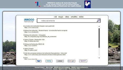 Innooo, moteur de recherche français | Time to Learn | Scoop.it
