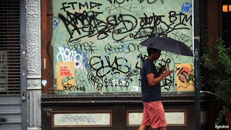 The Economist explains: How did graffiti become respectable?   The ...   Street Art   Scoop.it