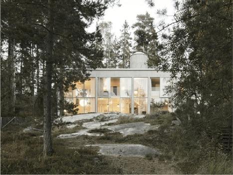 Six Wall House de Arrhov Frick Arkitektkontor | Décoration | Scoop.it