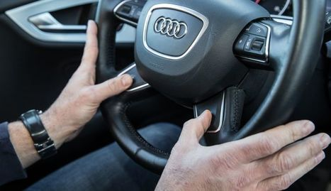 AI for cars could keep drivers safe   Corporate Challenge of Big Data   Scoop.it