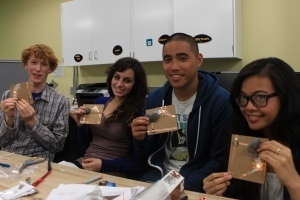Intern Field trip to Learning FabLab | The Zeum Education Blog | Kids who design, tinker, prototype and create | Scoop.it