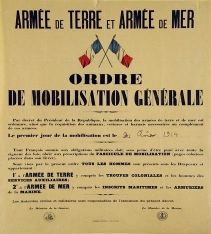 Centenaire Grande Guerre   Mémoire, Défense et Citoyenneté - Académie de Toulouse   Scoop.it