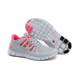 Womens New Nike Free 5.0+ Wolf Grey Pink Force White | Kobe 8 All Star | Scoop.it