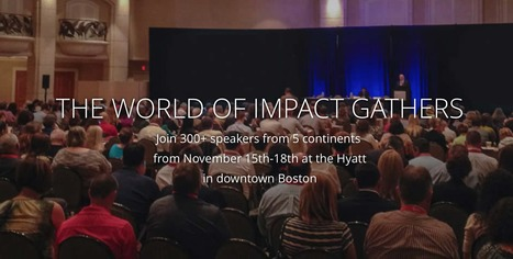 Make in Impact at Sustainatopia in Boston Nov 15-18th | Eco Action Heroes | Scoop.it