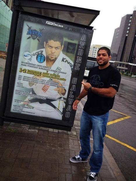 Andre Galvao Famous in Khazakstan - Worlds Masters and Seniors ... | Brazilian Jiujitsu Universe | Scoop.it