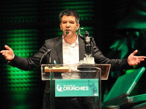 A look inside the insanely successful life of billionaire Uber CEO Travis Kalanick   Linguagem Virtual   Scoop.it