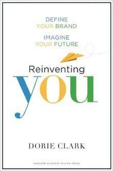 Whitney Johnson Reinventing You | Dorie Clark | Designing  service | Scoop.it
