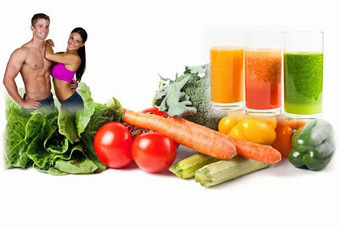 10 Ways Juicing Builds Muscle FASTER [New Article] | Useful Fitness Articles | Scoop.it