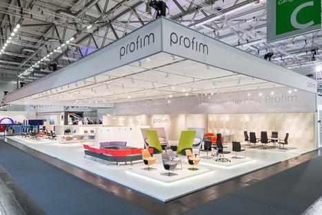 Orgatec 2014 - Profim | Office furniture | Scoop.it