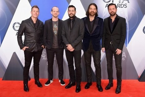 Watch Old Dominion Make Their Debut on 'Jimmy Kimmel Live!' | Country Music Today | Scoop.it