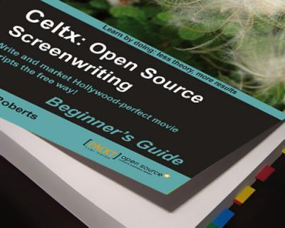 Book review: Celtx: Open Source Screenwriting Beginner's Guide | Wolf and Dulci Links | Scoop.it