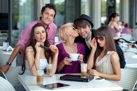 """Millenial Misconceptions: Study delves past expectations into buying habits of """"Gen Y"""" consumers   RedPrairie is Commerce in Motion   Scoop.it"""